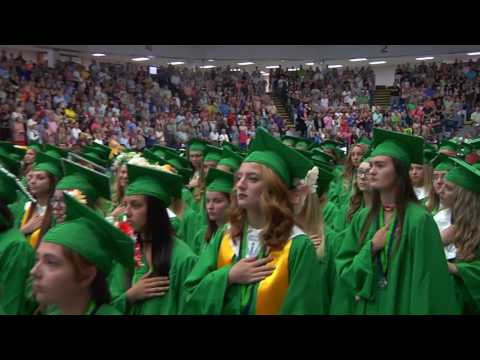 Lapeer High School Class of 2017 Commencement