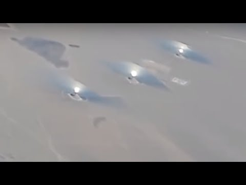 A strange UFO base was recorded in Area 51 Nevada! July 7,2018