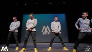 Millennials Family | 2nd Place | Major Crew Division | Maxt Out 2016 @VIBRVNCY 4K Front Row