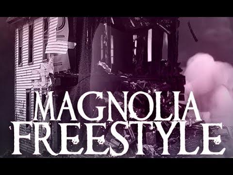 R.O.B. - Magnolia Freestyle (NEW 2017)