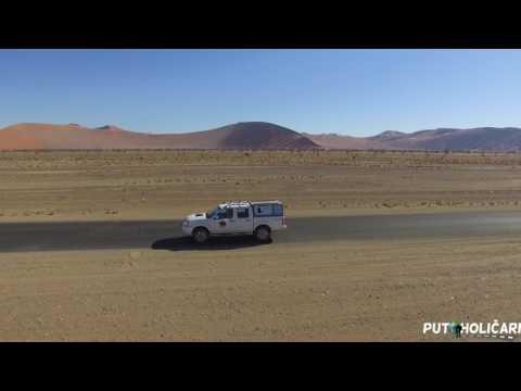 Namib desert - Road trip