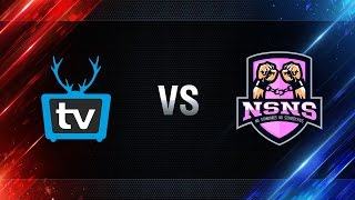 WePlay vs NS-NS - day 3 week 3 Season I Gold Series WGL RU 2016/17