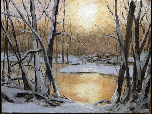 Зима Winter. Vugar Mamedov