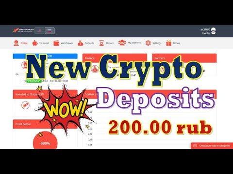 New Crypto St-prof.net New arrival 199%-699% profit best in 69 hours starting with 99 rubles16
