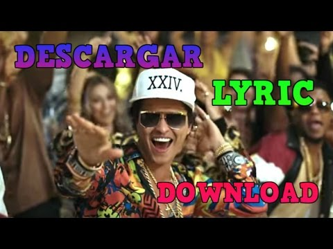 Bruno Mars - 24K Magic (Lyrics) | Download | Descarga
