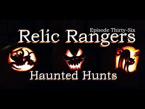 Relic Rangers - Haunted Hunts   Pacific Northwest Treasure Adventures at Spooky Houses on HALLOWEEN