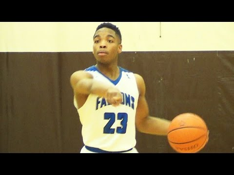 Lutheran East Senior PG Rico Tate Is One Of The Best Defenders In Northeast Ohio