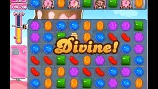 Candy Crush Saga Level 1612【Very Hard Level】NO BOOSTER