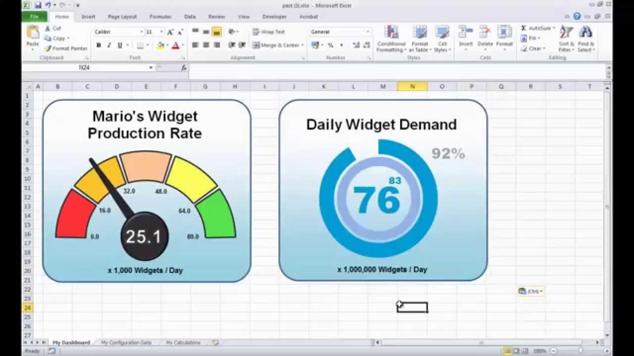 also excel dashboard spreadsheet speedometer help youtube rh
