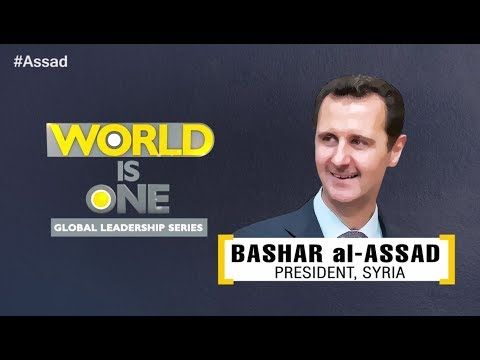 Global Leadership Series: WION interviews Bashar al-Assad