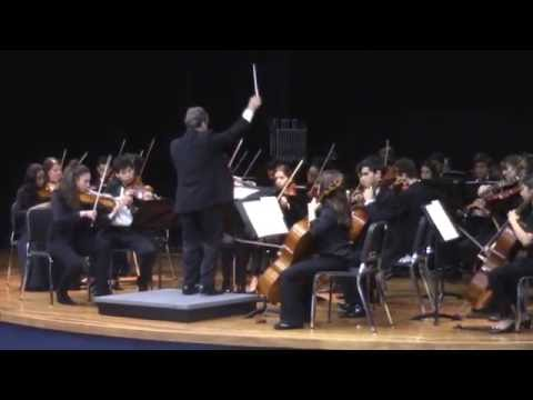 "Beethoven's ""Coriolan Overture""  New World School of the Arts Symphonic Orchestra"