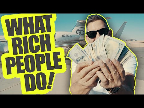 This is What Rich People Do - Grant Cardone with @Logan Paul