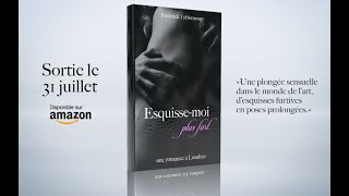 """Intro pour le lancement du roman """"Esquisse-moi plus fort"""" de Frédérick Tubiermont"""