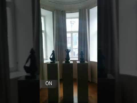 Multiple window transparency control via Smart Film. Installed at Ellex law firm Vilnius, Lithuania