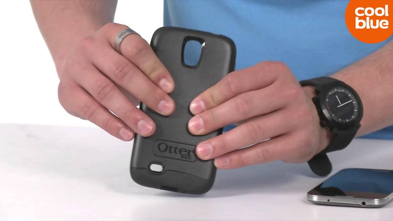 meet e62aa 82fe7 Otterbox Symmetry Case Samsung Galaxy S4 telefoonhoesje productvideo (NL/BE)