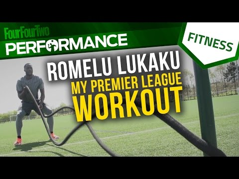 Romelu Lukaku: My Premier League workout