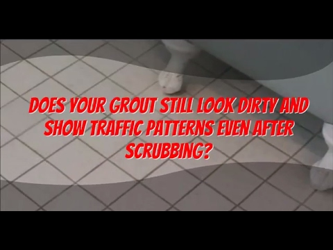Tile & Grout Cleaning, Sealing, Recoloring - Grout Doctor Oklahoma ...