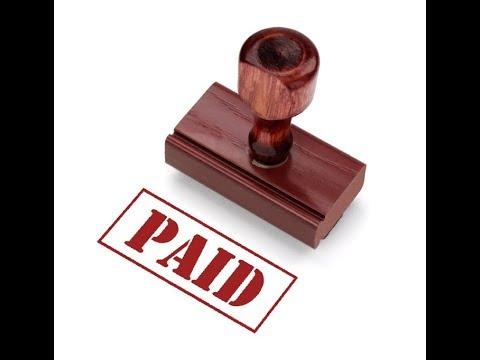 CUMCAST PAYMENT ZERO BALANCE | FEDERAL RESERVE BANK