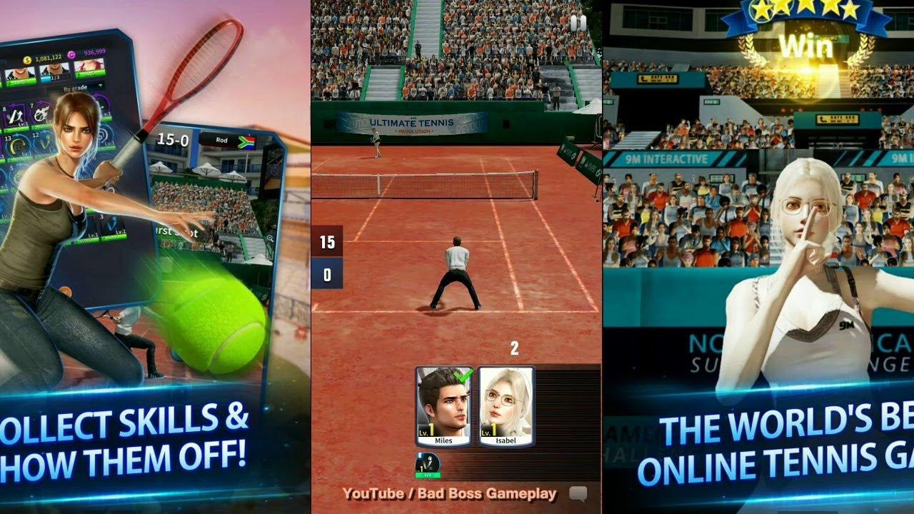 Ultimate Tennis Revolution  7d0d446e07a5e