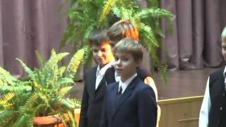 2011 Посвящение в гимназисты