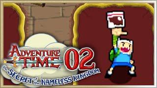 Adventure Time - The Secret of The Nameless Kingdom! Part 2