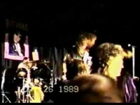 Nirvana - 26/05/89 - Lindbloom Student Center, Green River Community College, Auburn