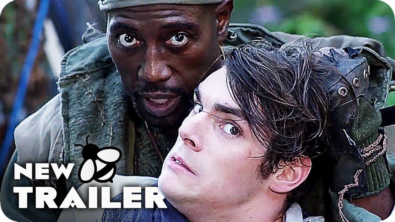Download THE RECALL Trailer 2 (2017) Wesley Snipes, RJ Mitte Alien Horror Movie