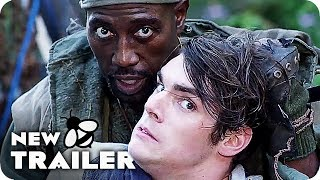 THE RECALL Trailer 2 (2017) Wesley Snipes, RJ Mitte Alien Horror Movie