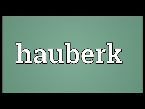 Header of hauberk