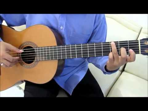 Richard Marx Right Here Waiting Guitar Lesson for Beginner (Intro/Chorus)