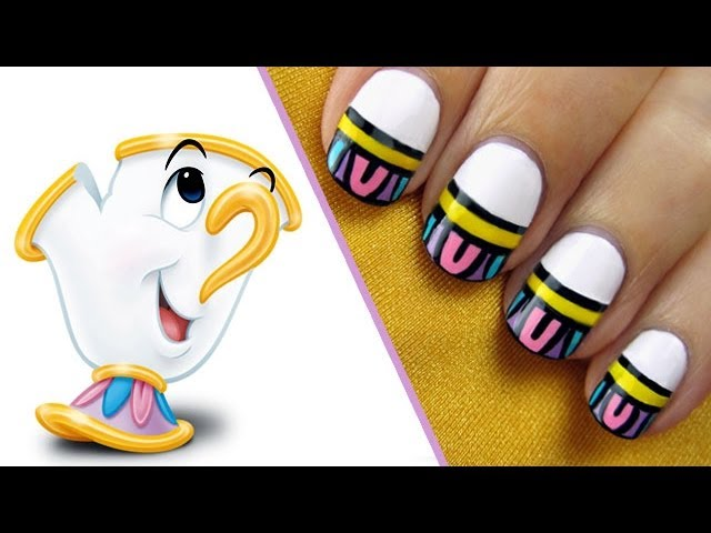 The ultimate disney nail art roundup disney style prinsesfo Image collections