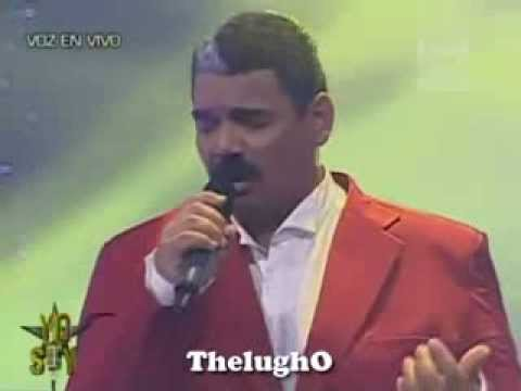 """Yo Soy Willie Colon """"El Gran Varon"""" [30-08-12] Yo Soy Tercera Temporada"""