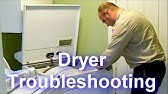 How to replace a Kenmore electric dryer heating element - YouTube Elite Kenmore Dryer Wiring Diagram on