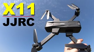 The Amazing JJRC X11 - The Review - One of the BEST Low Cost Drones