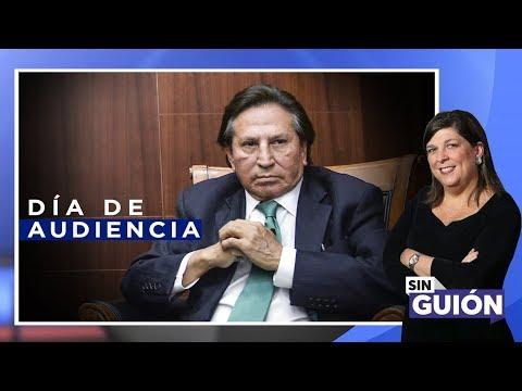 Día de audiencia - Sin Guion con Rosa María Palacios