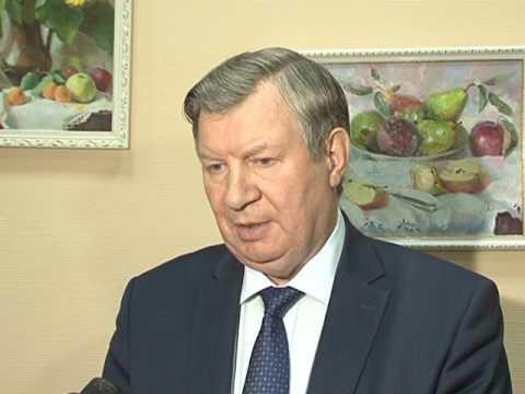 «Позитивный отчет» главы администрации города Курска