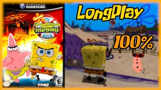 Video The SpongeBob SquarePants Movie Game -  Longplay 100% Full Game Walkthrough (No Commentary) download MP3, 3GP, MP4, WEBM, AVI, FLV Juli 2018