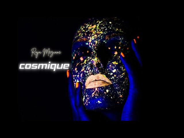 Raja Meziane - Cosmique [Visualizer] Prod by Dee Tox