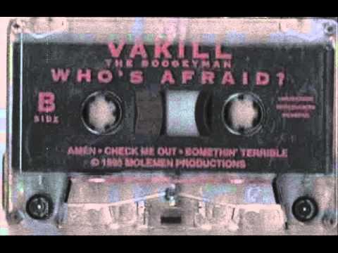 Vakill - Who's Afraid