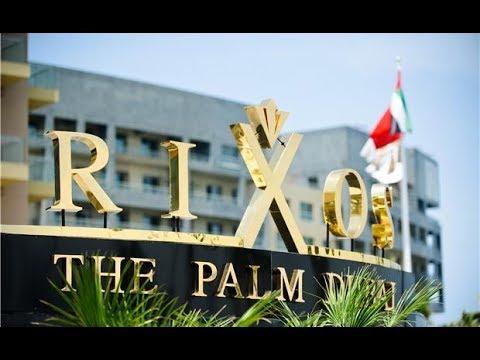 Rixos The Palm Dubai 5* - Дубаи - ОАЭ - полный обзор отеля