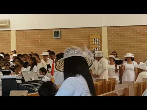Livapulu Metotisi Samoa Sunday School song for God today. Today's Tofi, Rev Wesley Taotua