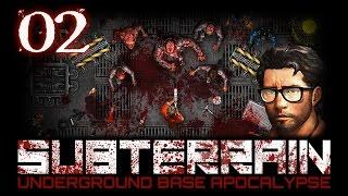 Subterrain #02 - Körperteile sammeln [Gameplay German Deutsch] [Let