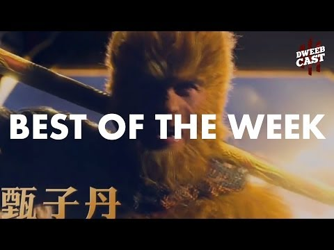 Monkey King, Marvel Gets Star Wars & NYE w/ Spider-Man! | DweebCast | OraTV