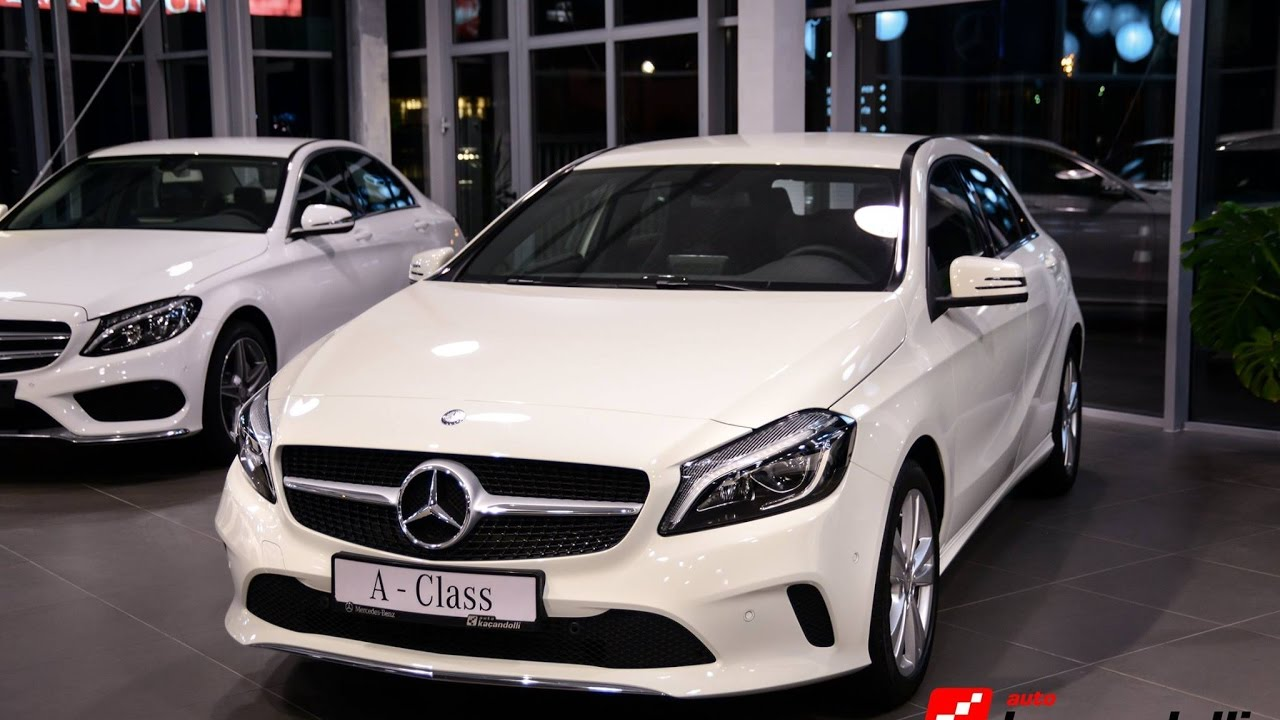mercedes benz a class 200d 2017 in depth review exterior interior youtube