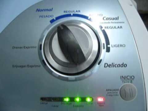 Mode de diagnostico lavadora kenmore he 2 youtube.