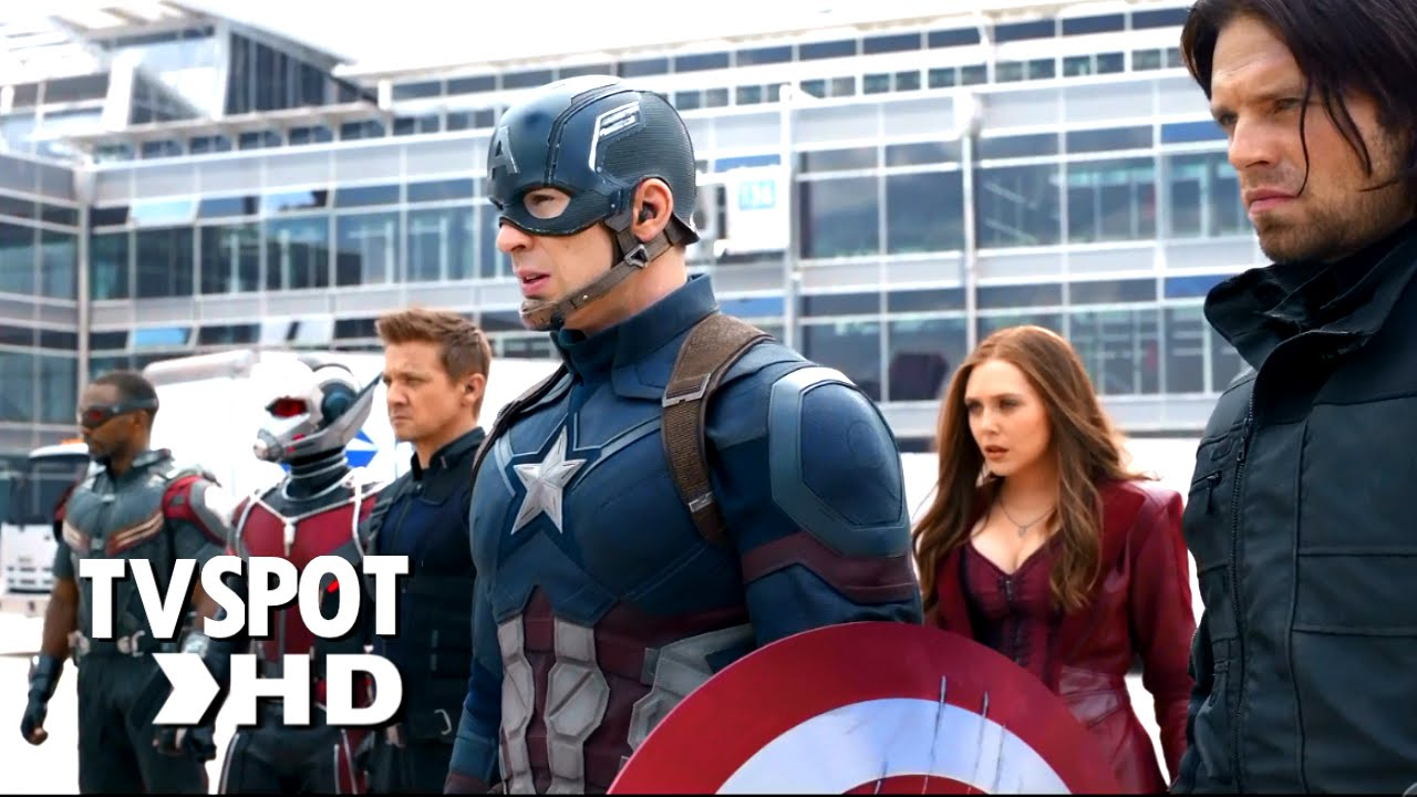 Captain america 3 trailer latino dating. dating philosophy run as fast you can towards godfather.