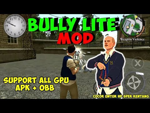 bully apk obb highly compressed
