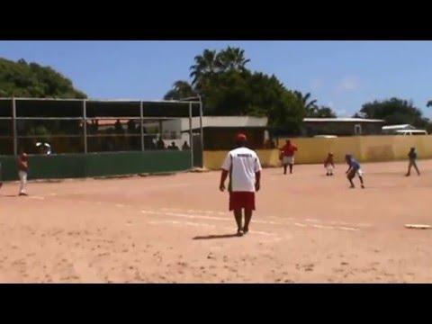 Hurricanes vs Chocolate City Aruba 9-10 Years