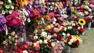 Магазин искусственных цветов - «Геофлор»(, 2014-01-23T14:49:39.000Z)