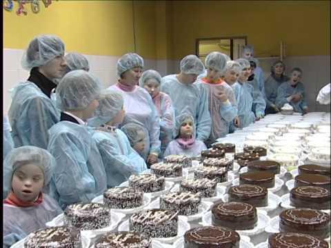Экскурсия в пекарню и кондитерский цех компании